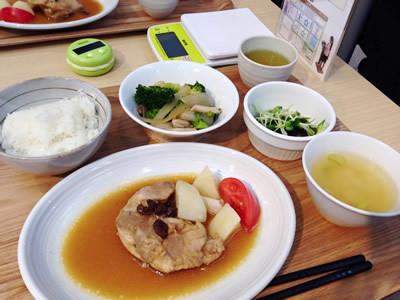 高井病院 タニタ食堂