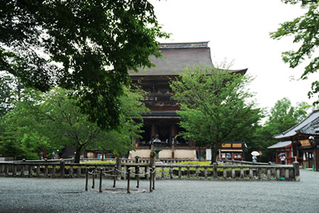 金峰山寺 蔵王堂