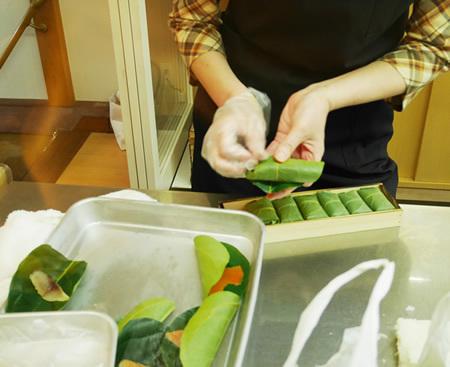 柿の葉寿司たつみ