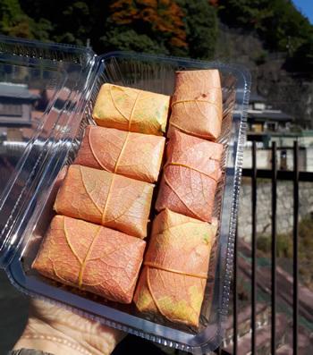 大滝茶屋の紅葉バージョン
