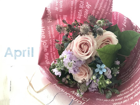 HAKUHU バラの花束