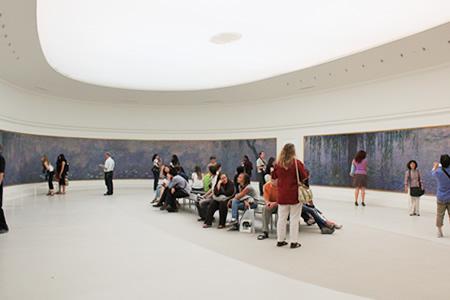 オランジュリ美術館