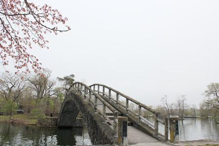大沼国定公園 湖月橋
