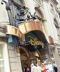 ディズニーは見てるだけでも楽しいよ!