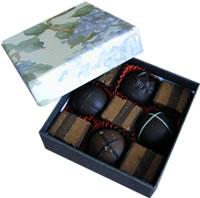 80年の歴史。Lilac Chocolates