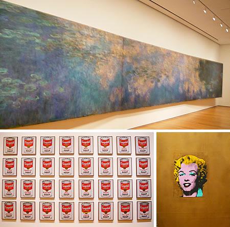 MoMAの絵たち