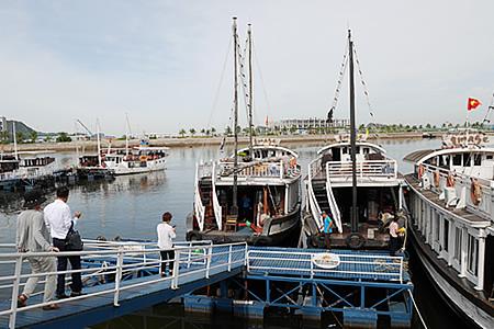 ハロン湾クルーズ